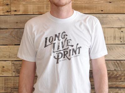 Dribbble long live print3