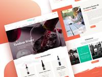Tandem Wine UI / UX