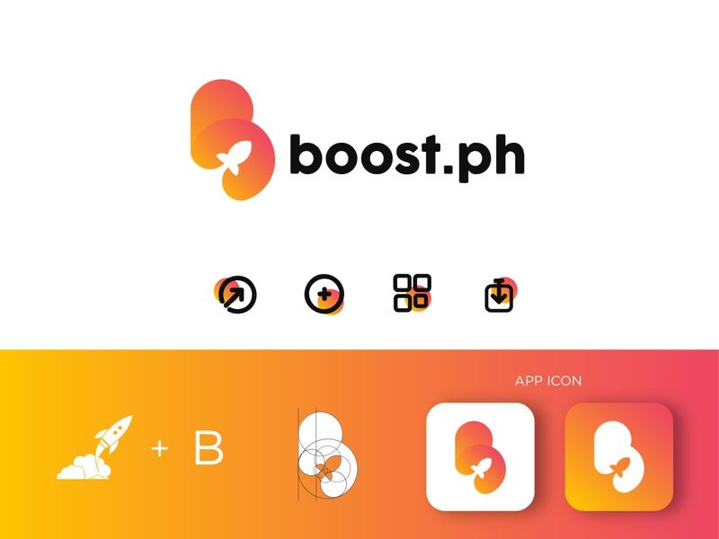 Boost.ph - Upcoming Digital Marketing & Creatives Agency digital marketing company digital marketing agency digital marketing branding agency branding design brand branding logos logodesign logotype logo design logo