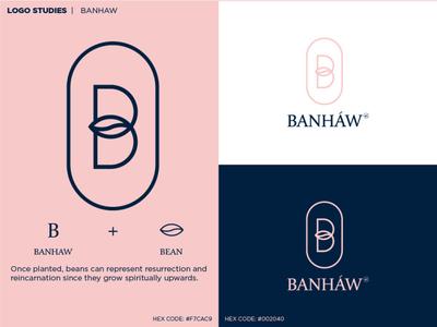 BANHAW Logo Design- Online Thrift Shop logos logotype logo design branding design logodesign logo design branding