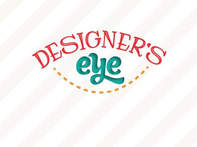 Designer's Eye logo