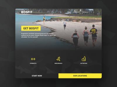 BOSFIT Training Website