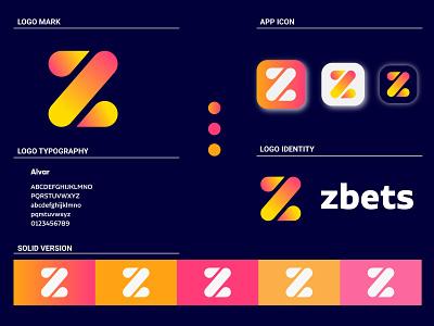 Z letter logo design appicon software z logo z letter flat vector icon monogram logo letterlogo abstract logo app graphic design type brand design brand identity brand logo design logotype logos