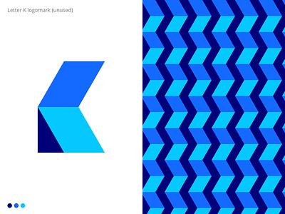 k letter logomark type awesome creative logos minimalist design logomark letter k brand design letterlogo logotype creative modern brand brand identity flat logo