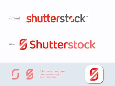 shutterstock logo redesign gradient modern logo logo designer o p q r s t u v w x y z a b c d e f g h i j k l m n logomark s letter logo redesign microstock logo shutterstock logo shutterstock logo branding