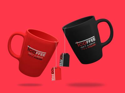 Coffee Mug Design branding logo vector mug mockup creative design simple design mug mugshot mug design