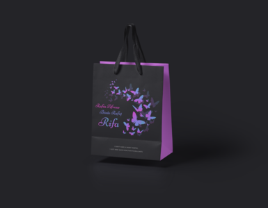 Shopping Bag shopping bag mockup bag design shopping bag bag