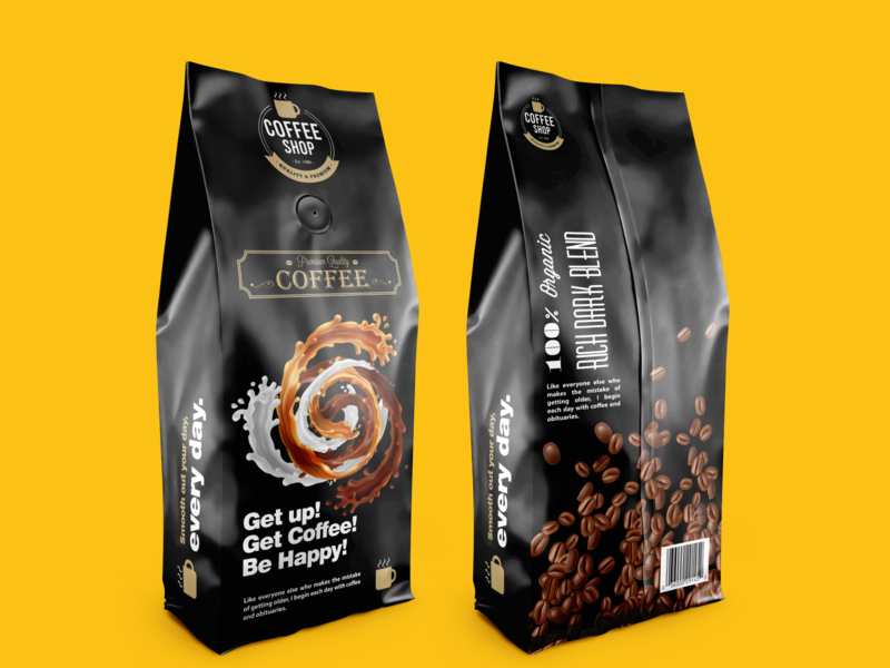 Coffee Packaging coffee bag coffee packaging coffee pouch
