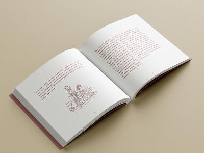 Metal Craft of Chamba minimal publishing design illustration craft brand style branding typography layout design graphic design design