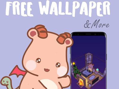 Updates! お店 墙纸 dessin gratuit fondecran webtoon webcomic chibi artwork comics drawing cartoon animals cute art store free wallpapers