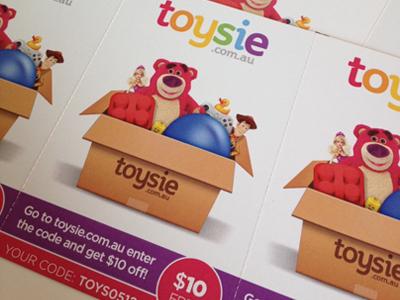 Toysie coupon