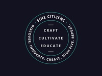Fine Citizens Badge