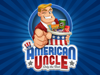 """Logo restyling for """"American Uncle"""""""