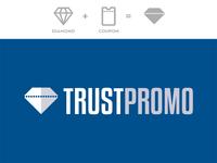"""Logo for """"TrustPromo"""""""