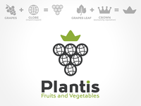 "Logo ""Plantis"""