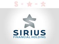 """Logo """"Sirius"""""""