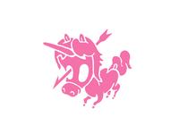 Cute Punk Unicorn