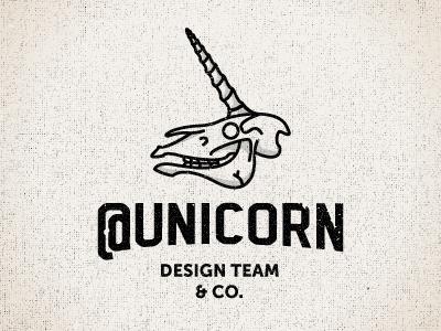 @unicorn unicorn skull skeleton logo texture cracked horn dead