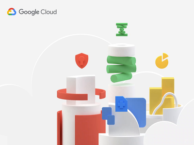 Google Cloud Healthcare Insights – Behance google cloud google 3d art 3d webgl experience motion ui typography interactive minimal clean ux landing web website