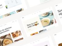 Chobani Foodservice - Website
