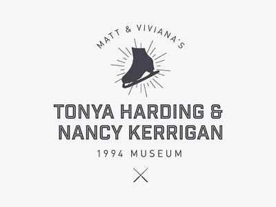 Tonya Harding & Nancy Kerrigan 1994 Museum