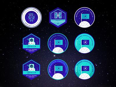 Apollo GraphQL Partner Program Badges