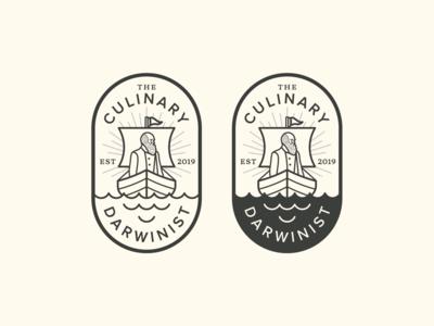 The Culinary Darwinist logo