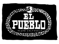 Logo design for Café Cultural EL PUEBLO