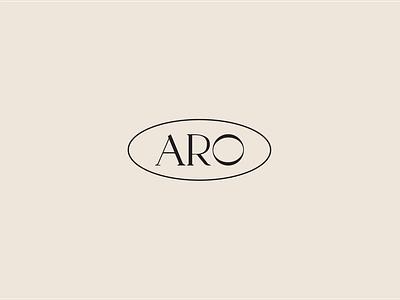 Studio ARO ring logo fashion brand fashion