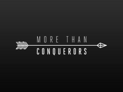 Conquerors graphic arrow clean