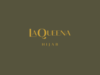 Logo for Laqueena Hijab