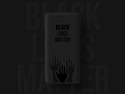 Black Lives Matter adobe illustrator adobe blacklove figmadesign figma india blacklivesmatter blm ux ui art dribbble design black lead black black lives black lives matter