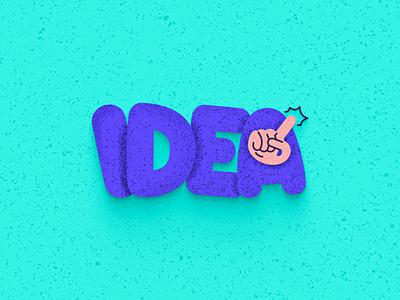 Idea illustration mockups freebies vector 3d design grain texture illustrations illustration ideas idea