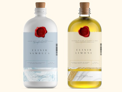 Santini Anticha Distilleria logo branding brand illustration design alcohol packaging mockup packaging design packaging packagedesign package design label packaging labeldesign design