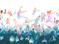 UX Fest 2014 • Full illustration
