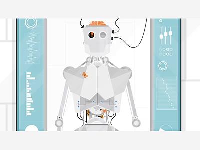 Sioux Technologies | Project development | Animation drone technology explainer video 2d design visual design vector illustration animation 2d animation