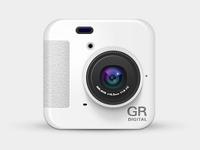 Ricoh GRD IV Icon