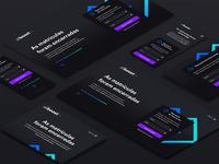Ui Boost Challenge userinterface form subscription flatdesign minimal landingpage webdesign uiux uidesign ui interface grid course uiboost