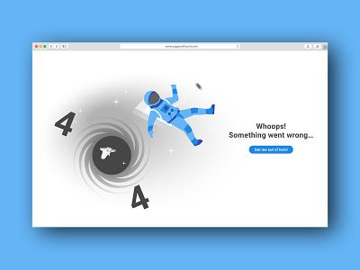"Daily UI 008 - ""404 Page"" uidesign illustraion error page 008 daily ui challenge daily ui design ui dailyuichallenge dailyui 404 page"