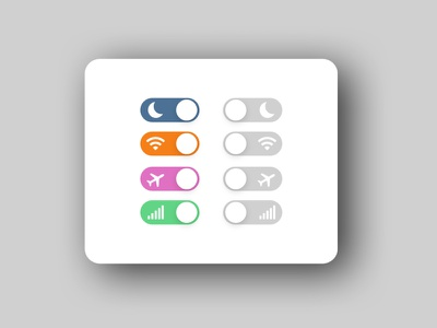 "Daily UI 015 - ""On Off Switch"" on off switch daily ui 015 daily ui challenge design daily ui ui dailyuichallenge dailyui"