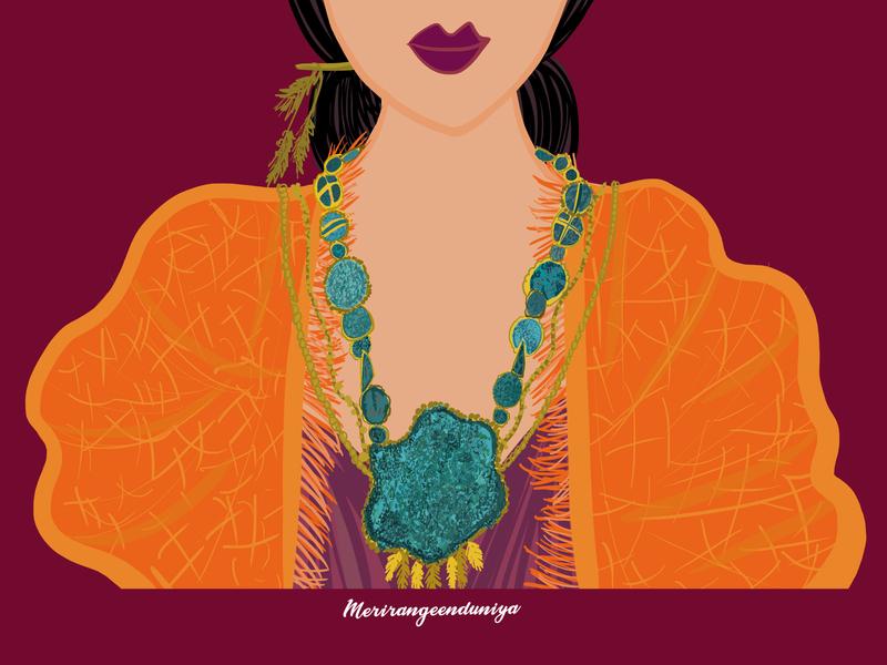 Chrysocolla jewellery online jewellerydesign jewellery antique illustrator illustration colorful