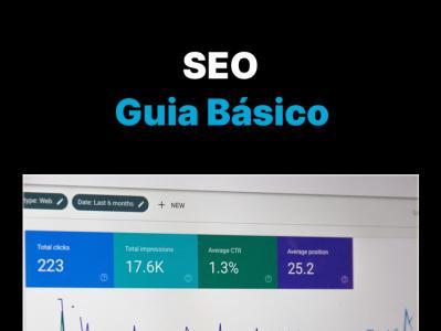 Guia básico de SEO guia básico de seo otimização de site