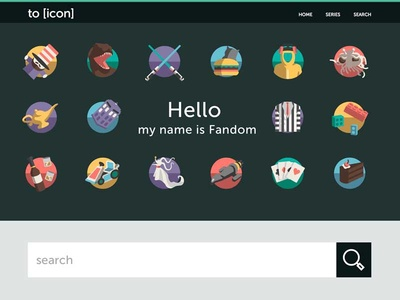 Fandom launches on to [icon]