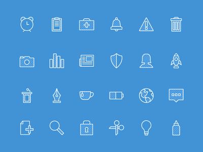 Free Hatch icon series