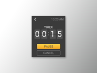 Daily UI 14 - Timer