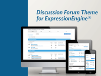 Fred - a Discussion Forum Theme for ExpressionEngine®