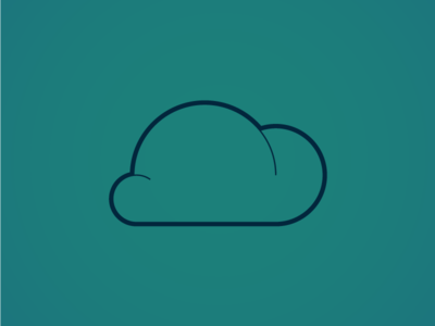 Cloud Icon golden ratio golden ratio icon cloud line