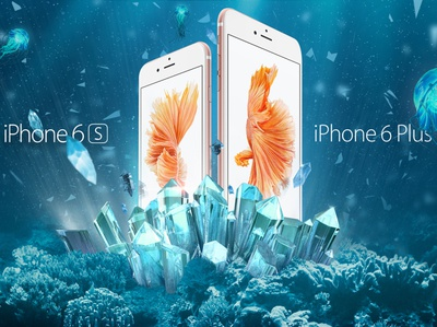 iphone concept parallax app design branding iphone apple