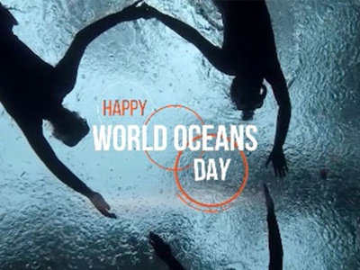 World ocean Day sunsets photooftheday water surf sunset waves photography travel nature sea beach ocean