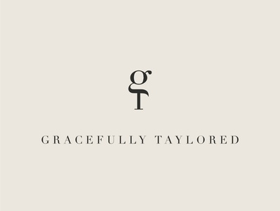Gracefully Taylored Blog Logo